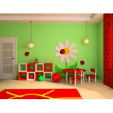 Краски для внутренних работ. Типы и виды красок для внутренних работ.
