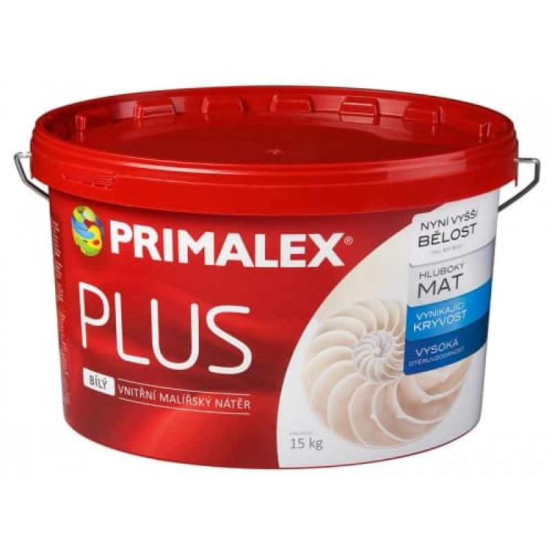 Известковая краска Primalex Plus 15 кг