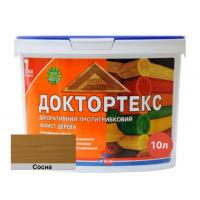 Лазурь-лак антисептический Доктортекс IPKOM IP-013 сосна