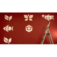 Краска для стен с эффектом бархата Eskaro Mattilda