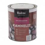 Лак для камня «KAMNELIT»  Rolax глянцевый 2.5 л