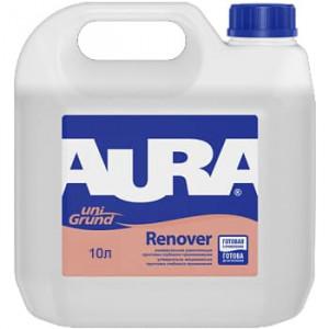 Грунтовка глубокого проникновения AURA Unigrund Renover