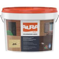 Лазурь для деревянных фасадов Aura ColorWood Aqua (дуб)