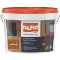 Лазурь для деревянных фасадов Aura ColorWood Aqua (каштан)