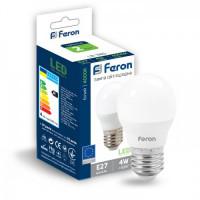 Светодиодная лампа Feron LB-380 4W E27 4000K