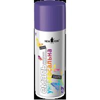 Универсальная аэрозольная эмаль NewTon RAL 4005 фиолетовый 400 мл (4032)