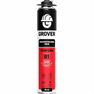 Профессиональная огнеупорная монтажная пена Grover FR 45 (B1) 750 мл