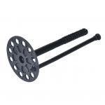 Дюбель для теплоизоляциидля пенопласта с пластиковым гвоздем 10x110 мм 100 шт.