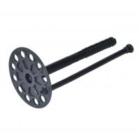 Дюбель для теплоизоляциидля пенопласта с пластиковым гвоздем 10x220 мм 100 шт.