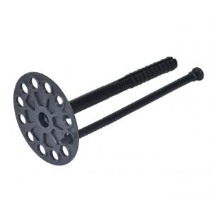 Дюбель для теплоизоляциидля пенопласта с пластиковым гвоздем 10x100 мм 100 шт.