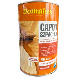 Шпаклевка для паркета Domalux Capon Szpachla 1л