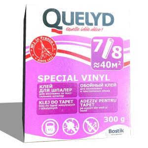 Клей Quelyd для виниловых обоев 300 г (10730216)