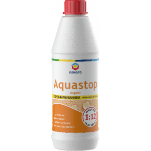 Грунт-концентрат акриловый Eskaro Aquastop Expert