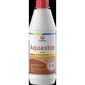 Грунтовка водоотталкивающая Eskaro Aquastop Facade концентрат 1:10