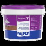 Краска AURA LuxPro 7 шелковисто-матовая 10 л