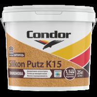 Декоративная штукатурка барашек Condor Dekor Silikon Putz K15