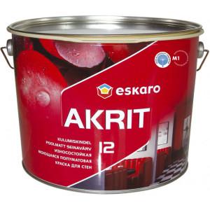 Краска износостойкая Eskaro Akrit 12