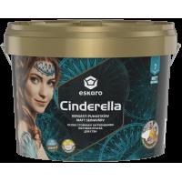 Краска акриловая Eskaro Cinderella шелковистый мат