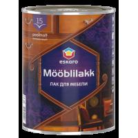 Лак для мебели Eskaro Moobilakk 15 полуматовый