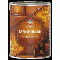 Лак для мебели Eskaro Moobilakk 40 полуглянцевый