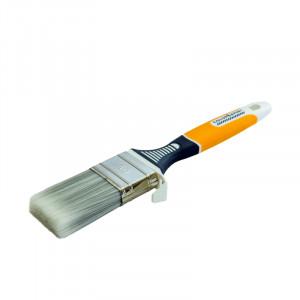 Кисть флейцевая Color Expert 40мм х 15 мм 3К ручка Unistar Gold (81514002)
