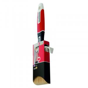 Кисть флейцевая Color Expert 40мм х 15 мм 3К ручка Unistar Gold (81504102)