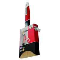 Кисть флейцевая Color Expert 80мм х 18 мм 3К ручка Unistar Gold (81508102)
