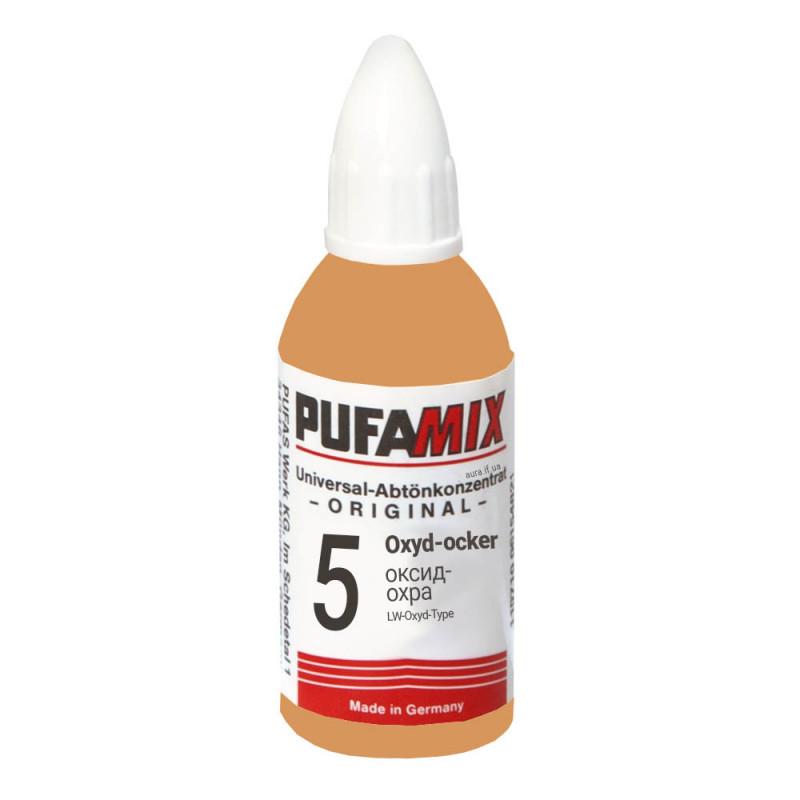 PUFAMIX универсальный концентрат для тонирования 20 мл №5 оксид-охра