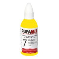 PUFAMIX универсальный концентрат для тонирования 20 мл №7 канареечно-жёлтый