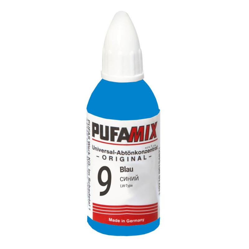 PUFAMIX универсальный концентрат для тонирования 20 мл №9 синий