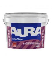 Фасадная краска AURA Fasad Expo