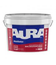 Краска AURA Mattlatex моющаяся латексная