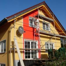 Рекомендации по покраске фасада дома