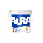 Акриловая фасадная краска AURA Fasad 1.4 кг