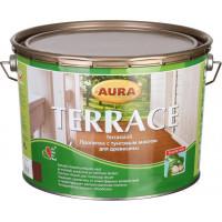 Масло для дерева AURA Terrace коричневый