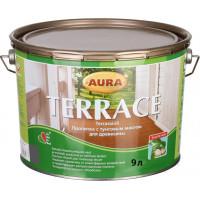 Масло для дерева AURA Terrace серый