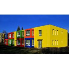 Покраска фасада дома. Выбираем цвет.