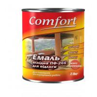 Эмаль для бетонных полов ПФ 266 Comfort желто-коричневая
