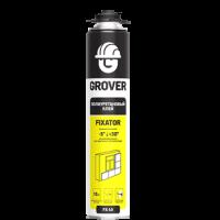 Клей-пена для пенопласта GROVER FX45 700мл белая