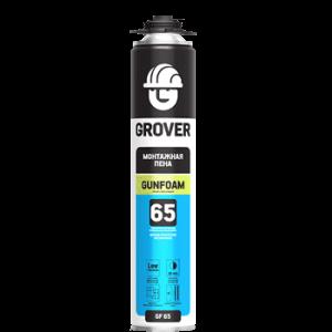 Профессиональная монтажная пена Grover GF65