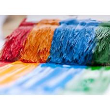 Как выбрать латексную краску для покраски потолков и стен?