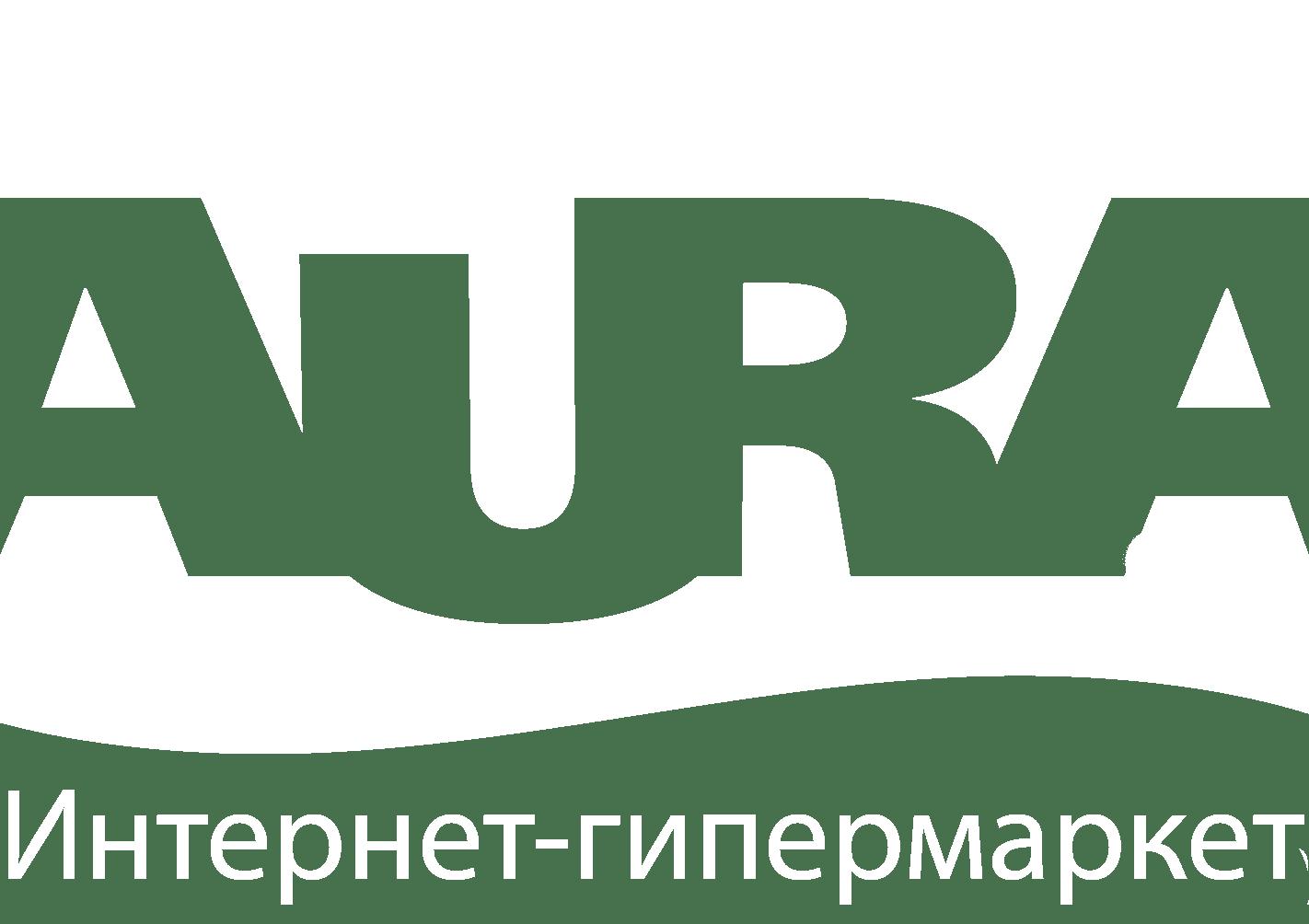 Логотип магазина Аура